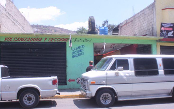 Foto de terreno habitacional en venta en av hidalgo 56, santa clara coatitla, ecatepec de morelos, estado de méxico, 1818483 no 01