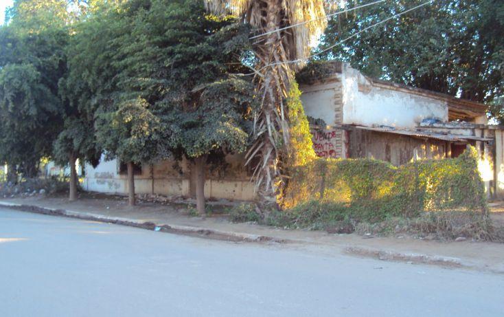 Foto de terreno habitacional en venta en av hidalgo, entre morelos y guerrero sn, higueras de zaragoza centro, ahome, sinaloa, 1710134 no 01