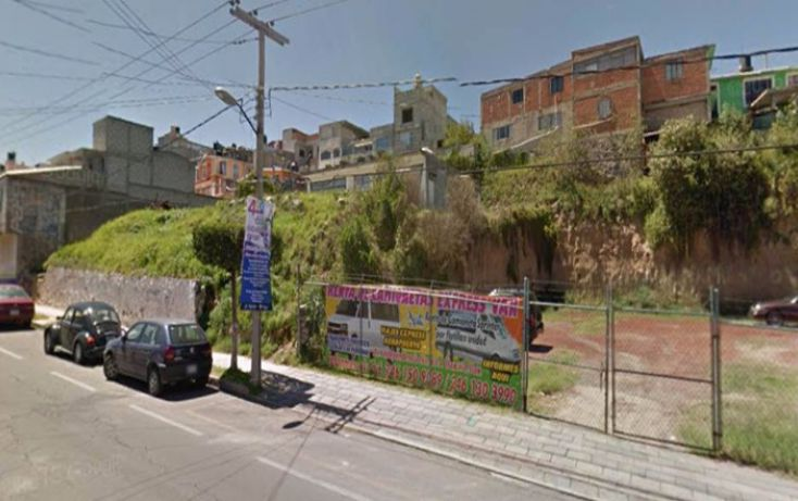 Foto de terreno habitacional en venta en av independencia 63, huertas de san francisco, tlaxcala, tlaxcala, 1713952 no 01