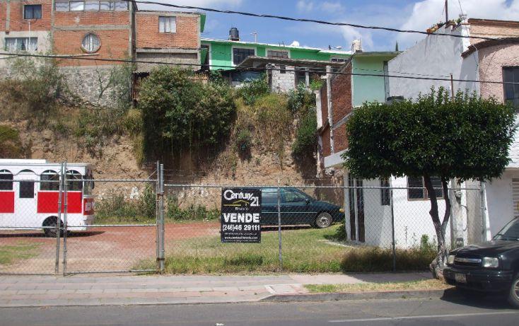 Foto de terreno habitacional en venta en av independencia 63, huertas de san francisco, tlaxcala, tlaxcala, 1713952 no 02