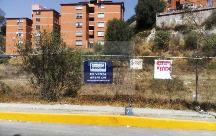 Foto de terreno habitacional en venta en av jalisco, conjunto urbano ex hacienda del pedregal, atizapán de zaragoza, estado de méxico, 847615 no 01