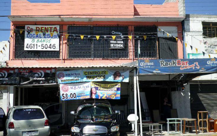 Foto de local en venta en av jardínes de morelos 206, 19 de septiembre, ecatepec de morelos, estado de méxico, 1715624 no 01