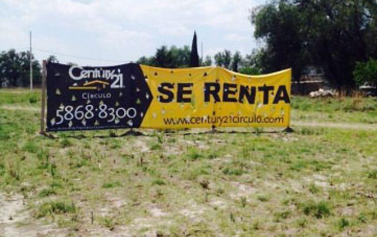 Foto de terreno habitacional en renta en av juarez poniente, esq av libertad 502, central, nextlalpan, estado de méxico, 1798997 no 01