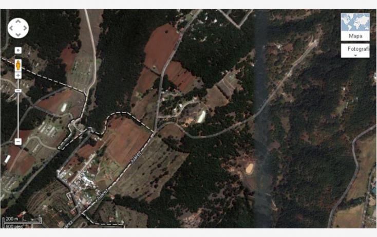 Foto de terreno habitacional en venta en av juarez, villa del carbón, villa del carbón, estado de méxico, 879225 no 02