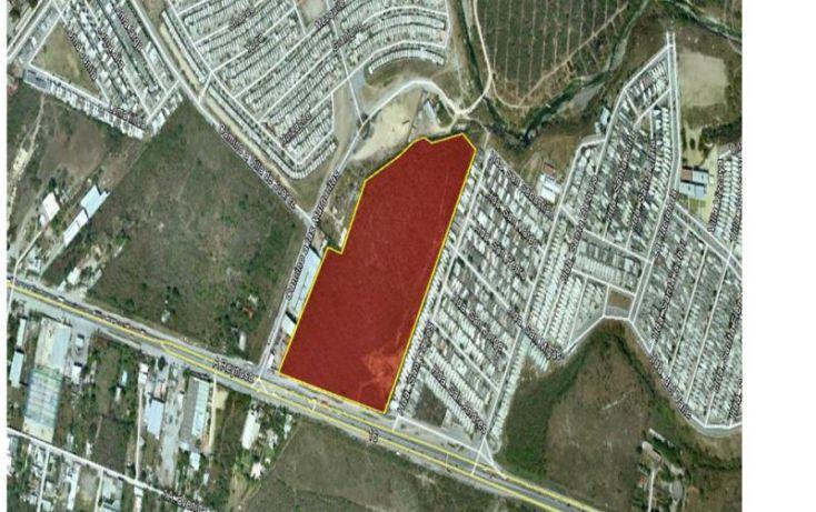 Foto de terreno comercial en venta en av juarez y av las margaritas 100, colinas del sol, juárez, nuevo león, 1386533 no 01