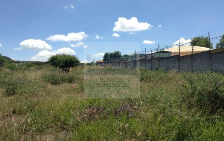 Foto de terreno habitacional en venta en av junipero serra, paseos del pedregal, querétaro, querétaro, 1232025 no 01