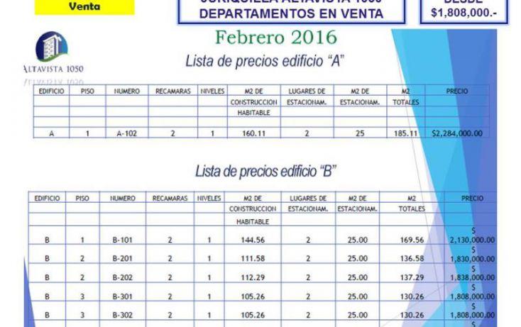 Foto de departamento en venta en av jurica san juan 1050, azteca, querétaro, querétaro, 1755550 no 05