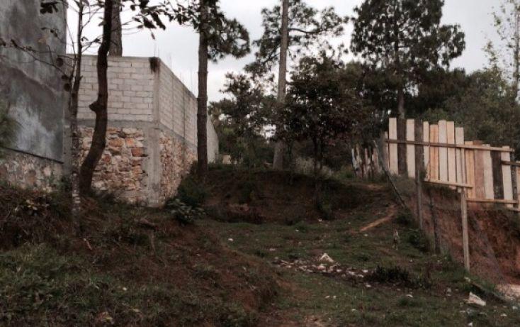 Foto de terreno habitacional en venta en av la frontera sn, fátima, san cristóbal de las casas, chiapas, 1704898 no 02