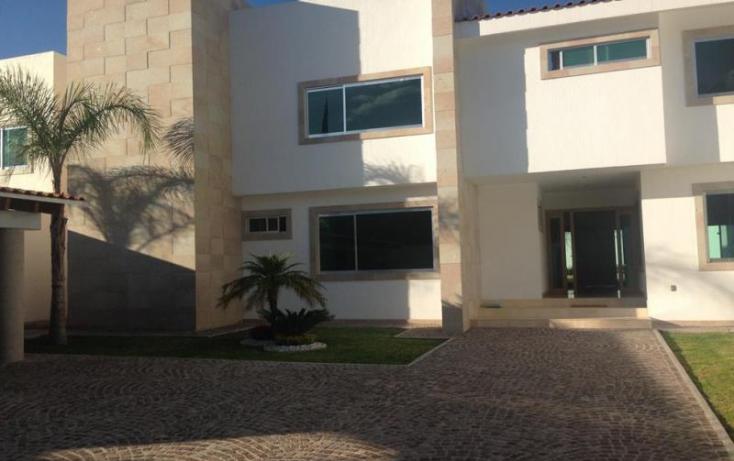 Foto de casa en renta en av la rica, villas del mesón, querétaro, querétaro, 759219 no 02