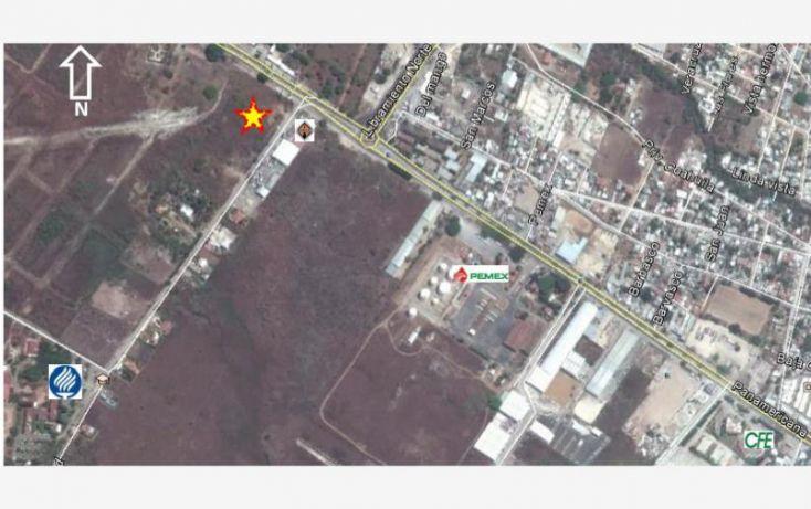 Foto de terreno comercial en venta en av la trinidad esquina carretera ernacional 6433, bugambilias, tuxtla gutiérrez, chiapas, 1780584 no 06