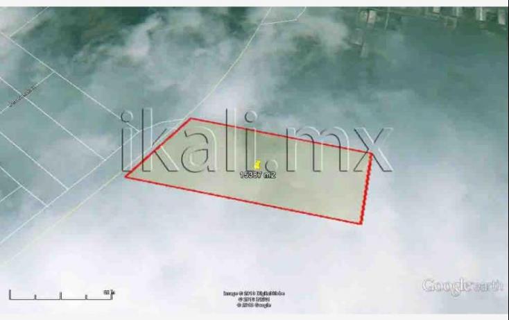 Foto de terreno habitacional en venta en av las americas, jesús reyes heroles, tuxpan, veracruz, 577630 no 01