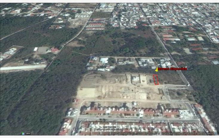 Foto de terreno habitacional en venta en av las nubes 12, las nubes, tuxtla gutiérrez, chiapas, 1996244 no 02