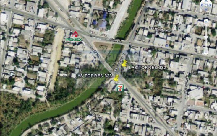 Foto de terreno habitacional en renta en av las torres, electricistas, reynosa, tamaulipas, 218973 no 05