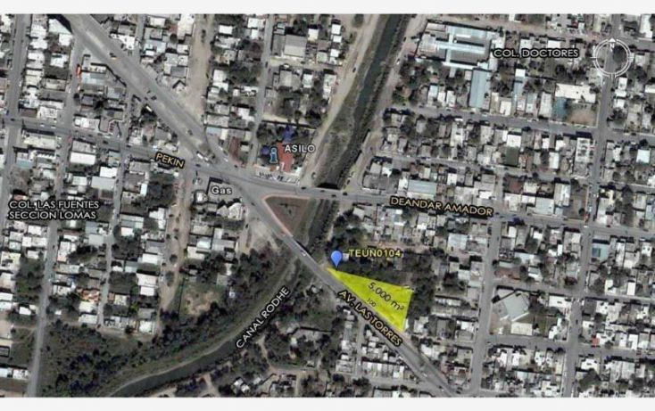 Foto de terreno comercial en venta en av las torres, los doctores, reynosa, tamaulipas, 1224077 no 01