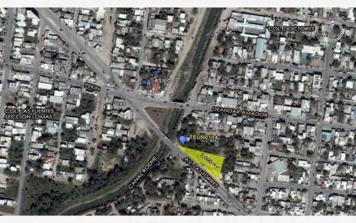 Foto de terreno comercial en renta en av las torres, los doctores, reynosa, tamaulipas, 1529594 no 01