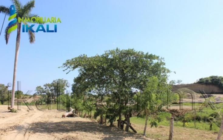 Foto de terreno habitacional en venta en av lopez mateos, villa rosita, tuxpan, veracruz, 899349 no 04