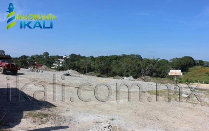 Foto de terreno habitacional en venta en av lopez mateos, villa rosita, tuxpan, veracruz, 899349 no 06