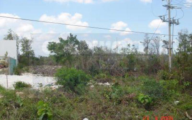 Foto de terreno habitacional en venta en av lopez portillo, smza 104, mza 33, lte 704, cancún centro, benito juárez, quintana roo, 1753832 no 04