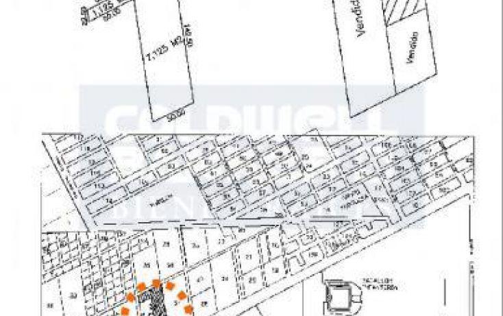 Foto de terreno habitacional en venta en av lopez portillo, smza 104, mza 33, lte 704, cancún centro, benito juárez, quintana roo, 1753832 no 05