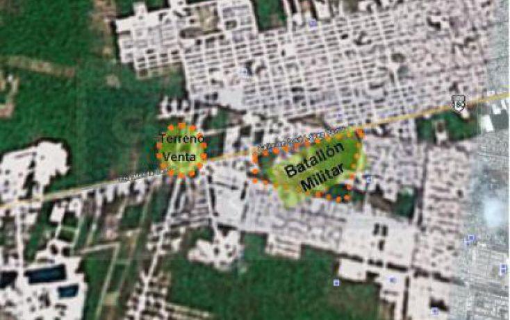 Foto de terreno habitacional en venta en av lopez portillo, smza 104, mza 33, lte 704, cancún centro, benito juárez, quintana roo, 1753832 no 07