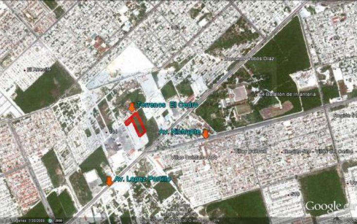 Foto de terreno habitacional en venta en av lopez portillo, smza 104, mza 33, lte 704, cancún centro, benito juárez, quintana roo, 1753832 no 09