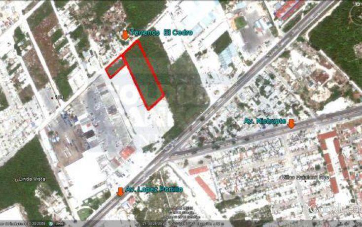 Foto de terreno habitacional en venta en av lopez portillo, smza 104, mza 33, lte 704, cancún centro, benito juárez, quintana roo, 1753832 no 10