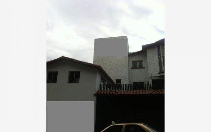 Foto de casa en renta en av luis cabrera 200, san jerónimo lídice, la magdalena contreras, df, 1610940 no 01