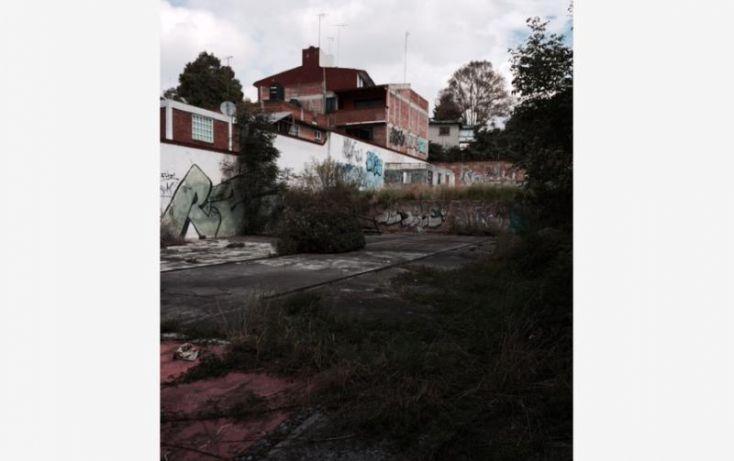 Foto de terreno comercial en venta en av luis cabrera, cuauhtémoc, la magdalena contreras, df, 1222191 no 02