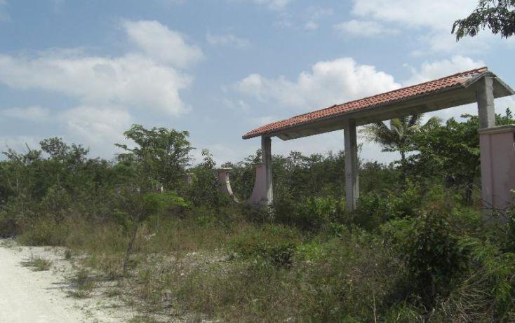 Foto de terreno habitacional en venta en av luis donaldo colosio 1, alfredo v bonfil, benito juárez, quintana roo, 399032 no 02