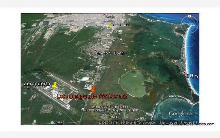 Foto de terreno comercial en venta en av luis donaldo colosio esq bv kukulkan 1, alfredo v bonfil, benito juárez, quintana roo, 562744 no 01