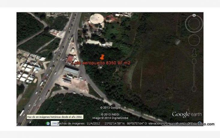 Foto de terreno comercial en venta en av luis donaldo colosio esq bv kukulkan 1, alfredo v bonfil, benito juárez, quintana roo, 562744 no 03