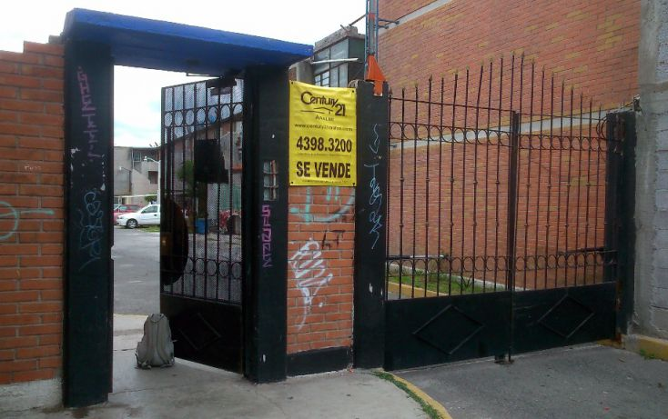 Foto de departamento en venta en av mexico circuito de las fuentes, adolfo ruiz cortines, ecatepec de morelos, estado de méxico, 1710744 no 01