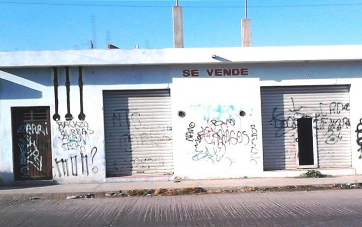Foto de local en venta en av mezquital, mezquital, san luis potosí, san luis potosí, 1008455 no 01