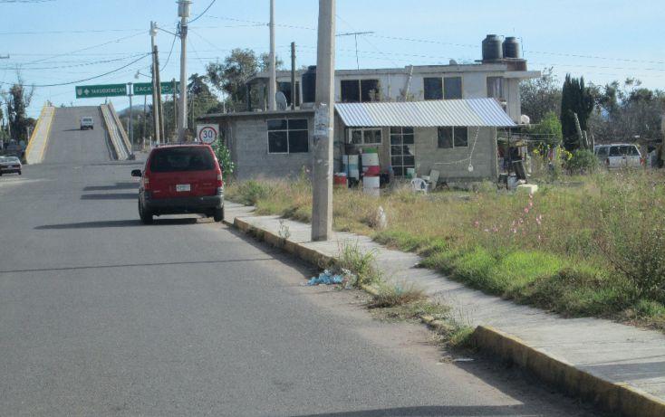 Foto de terreno habitacional en venta en av moctezuma 0, san dionisio yauhquemehcan, yauhquemehcan, tlaxcala, 1714016 no 02