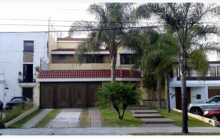 Foto de casa en venta en av moctezuma 4618, jardines del sol, zapopan, jalisco, 1902684 no 01