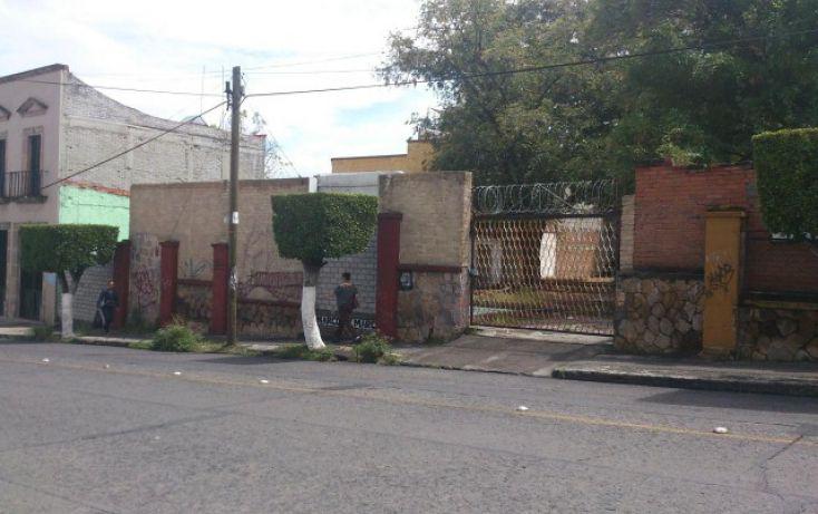 Foto de terreno habitacional en renta en av morelos norte, morelia centro, morelia, michoacán de ocampo, 1799864 no 01