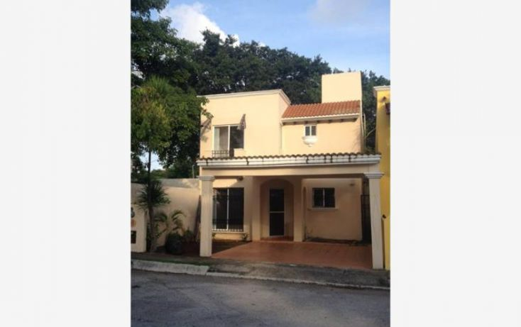 Foto de casa en venta en av nichupte 61, álamos i, benito juárez, quintana roo, 1590360 no 01