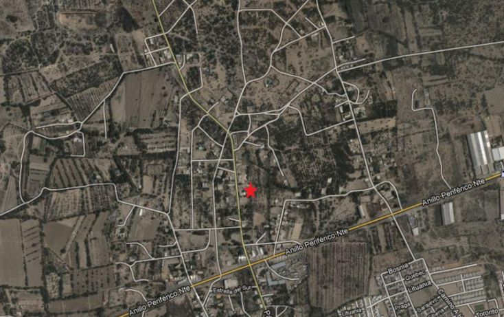 Foto de terreno habitacional en venta en av panfilo natera, granjas la estrella, san luis potosí, san luis potosí, 1008489 no 01
