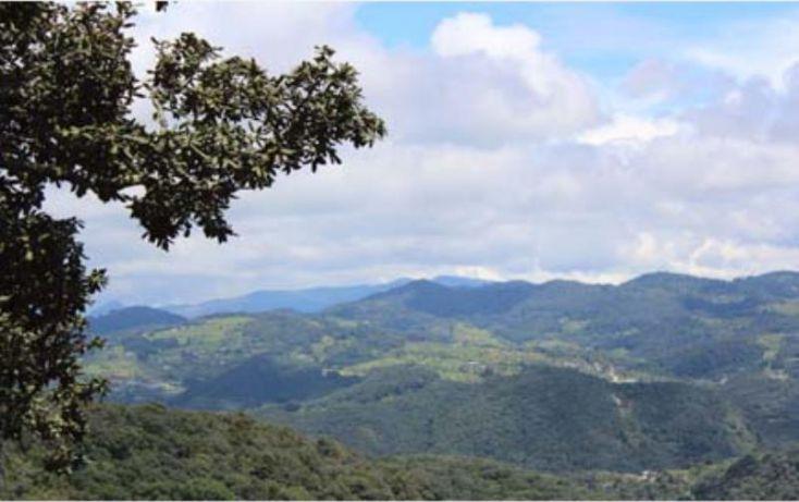 Foto de terreno habitacional en venta en av principal, del viento, mineral del monte, hidalgo, 1456473 no 09