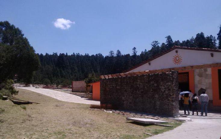 Foto de terreno habitacional en venta en av principal, del viento, mineral del monte, hidalgo, 1456473 no 35