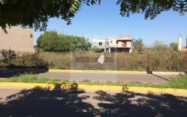 Foto de terreno habitacional en renta en av principal, desarrollo urbano 3 ríos, culiacán, sinaloa, 750461 no 01
