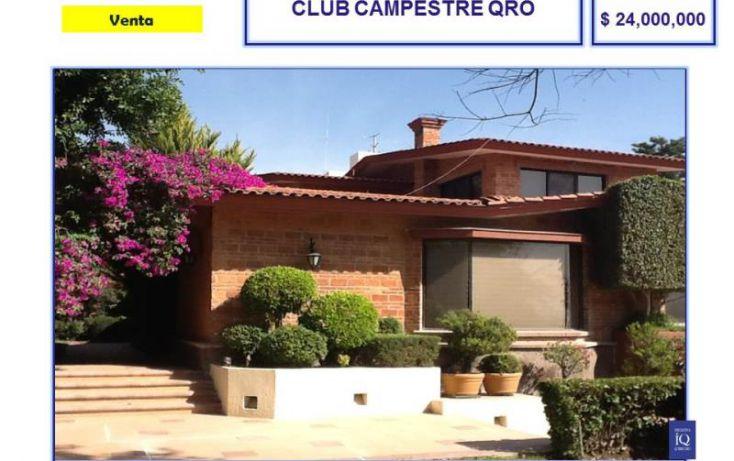 Foto de casa en venta en av principal frente a green, cerca a caballerizas, del valle, querétaro, querétaro, 754185 no 03