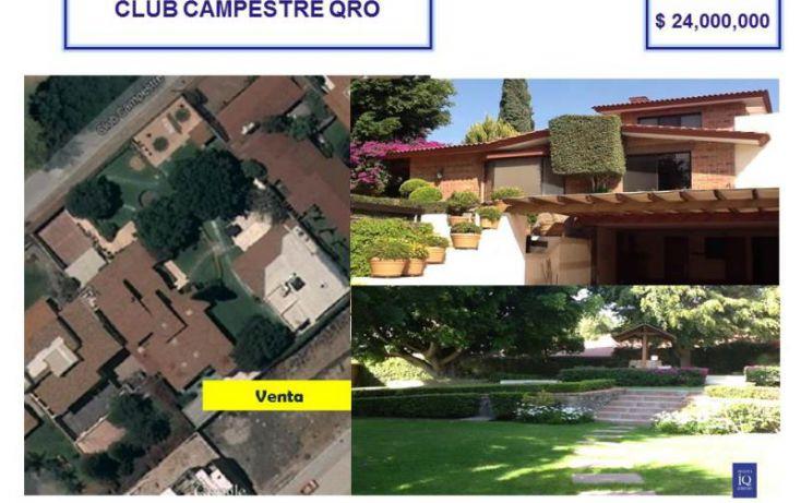 Foto de casa en venta en av principal frente a green, cerca a caballerizas, del valle, querétaro, querétaro, 754185 no 14