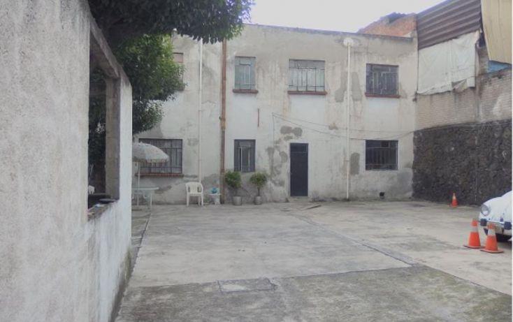 Foto de terreno habitacional en renta en av puente de la morena 21, escandón i sección, miguel hidalgo, df, 1609506 no 02