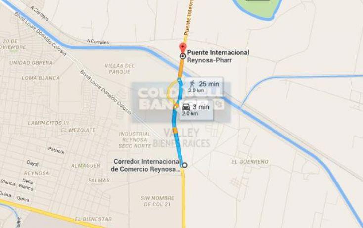 Foto de terreno habitacional en venta en av puente pharr, villa real, reynosa, tamaulipas, 1398289 no 06