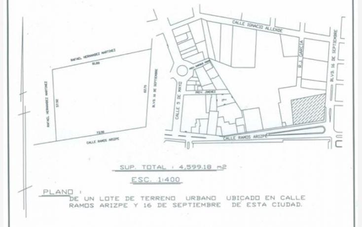 Foto de bodega en venta en av ramos arizpe esq16 de septiembre 1, agua de los padres, parras, coahuila de zaragoza, 1727326 no 11