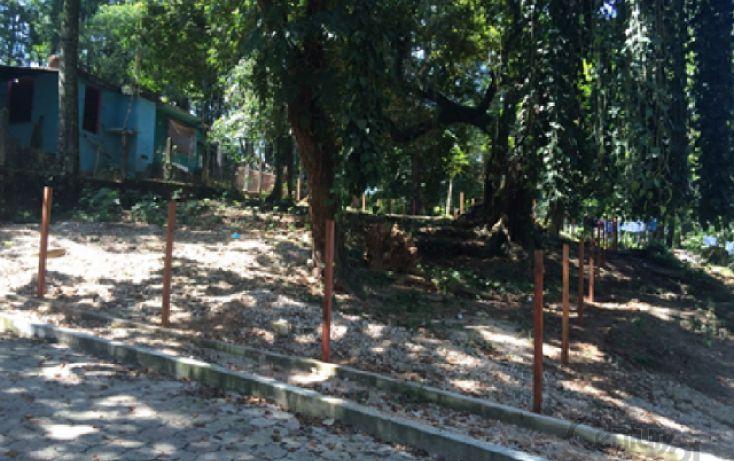Foto de terreno habitacional en venta en av reforma esq 5 pte nte sn sn, la cañada, palenque, chiapas, 1715876 no 03