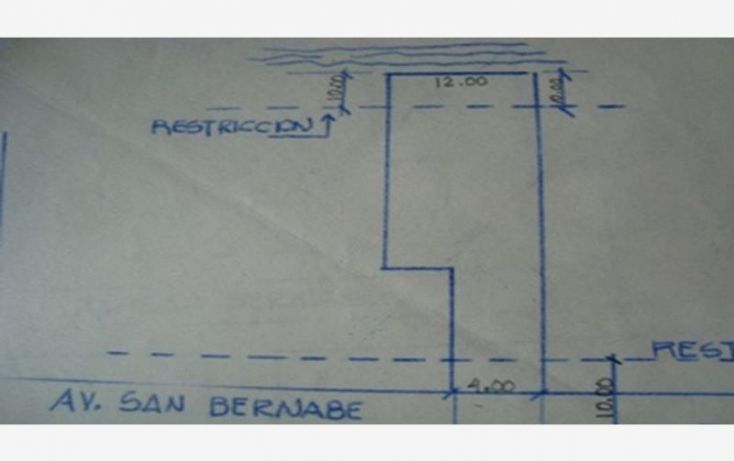 Foto de terreno habitacional en venta en av san bernabe 10, san jerónimo lídice, la magdalena contreras, df, 1837000 no 03