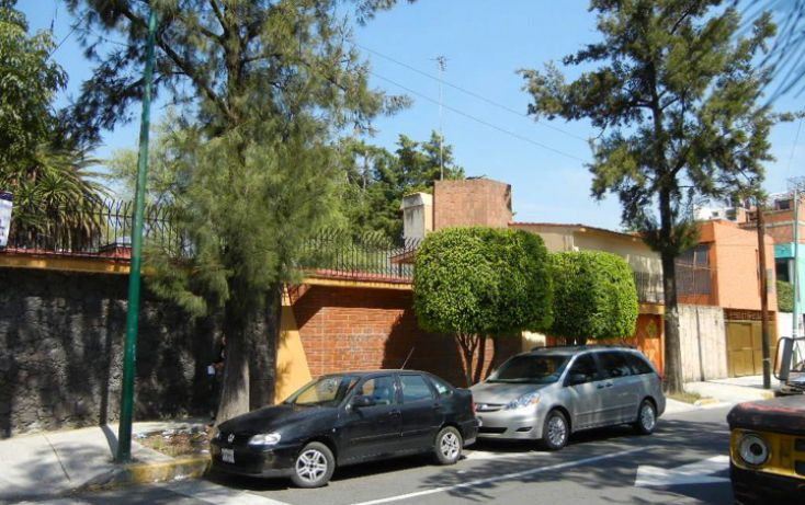 Foto de terreno habitacional en venta en av san fernando 37, toriello guerra, tlalpan, df, 1819517 no 05
