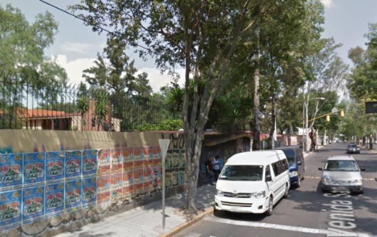 Foto de terreno habitacional en venta en av san fernando 37, toriello guerra, tlalpan, df, 1819517 no 12